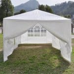 Canopy Sides, 8' x 20' Solid
