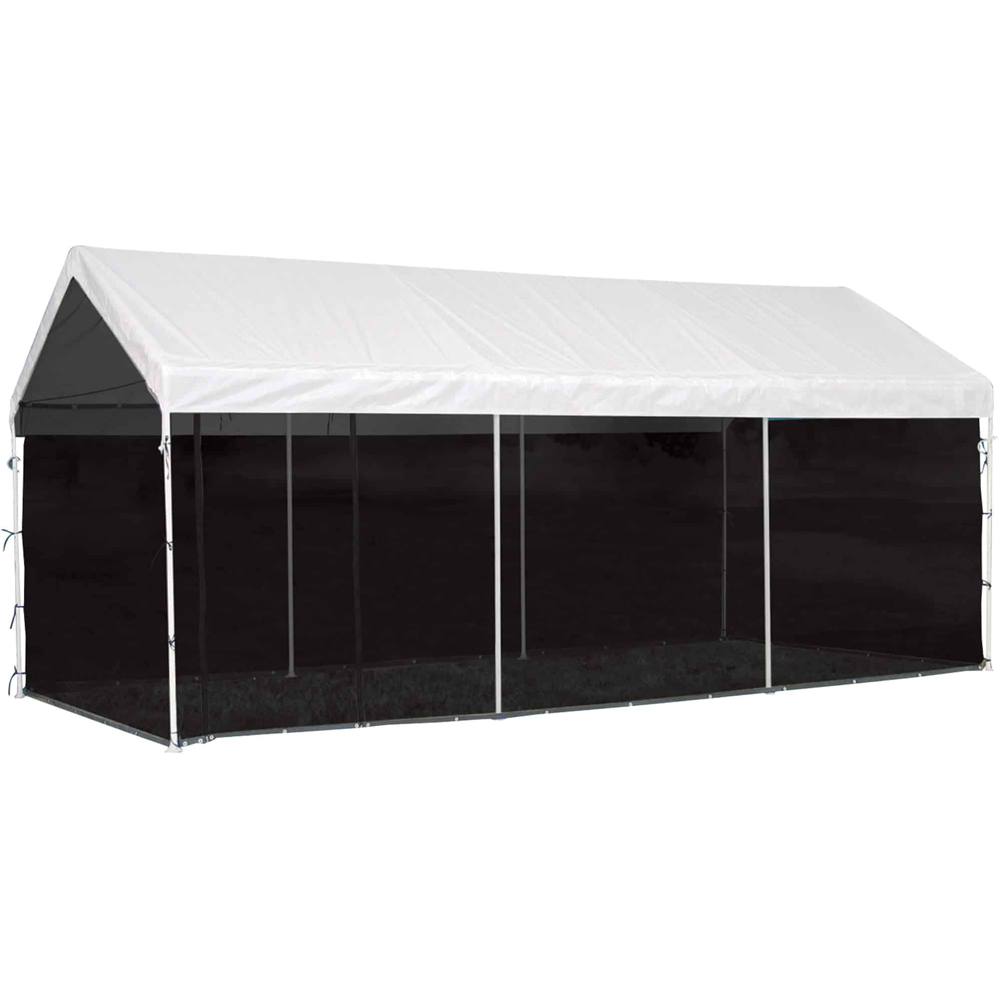 Canopy Wall - Solid 8' x 15'