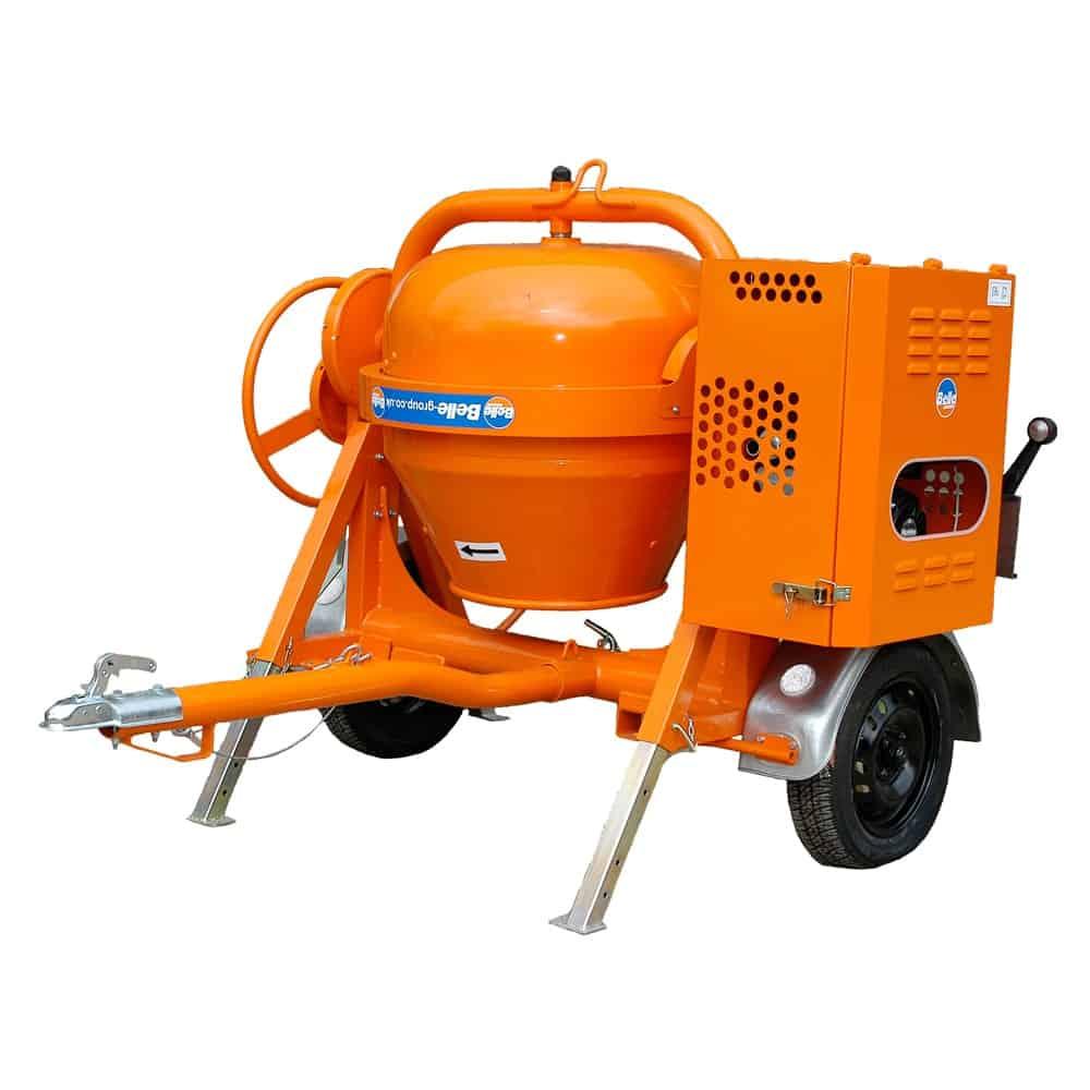 Concrete-Mixer