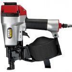 Nailer- Roofing, coil type, wcompressor