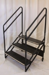 Staging Stairs – 3-Step – 32″