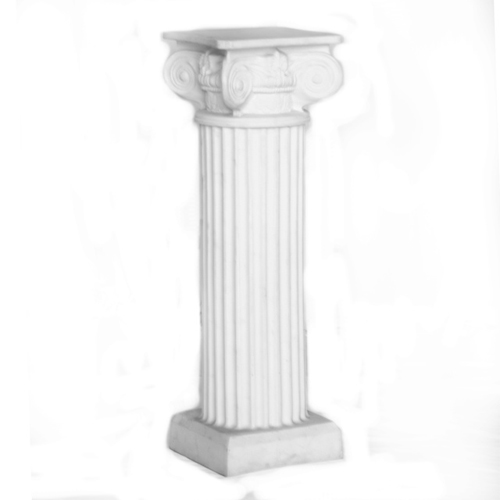 Brand new Roman Column – 40″ | All Seasons Rent All BE04