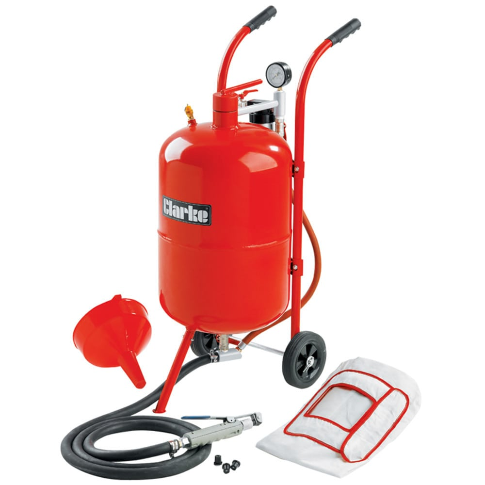 Sandblaster All Seasons Rent All